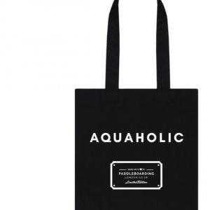 Paddleboarding London Aquaholic Carrier Bag